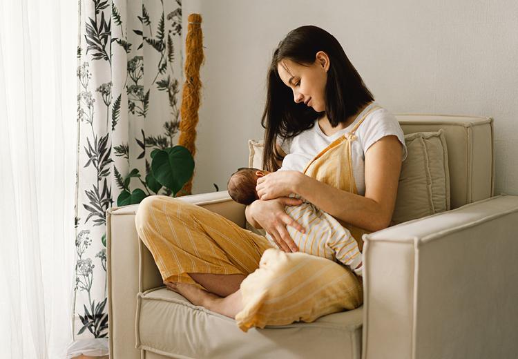 Dit kun je dragen als je borstvoeding geeft