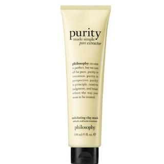 Purity Made Simple Pore Extractor Exfoliating Clay Mask
