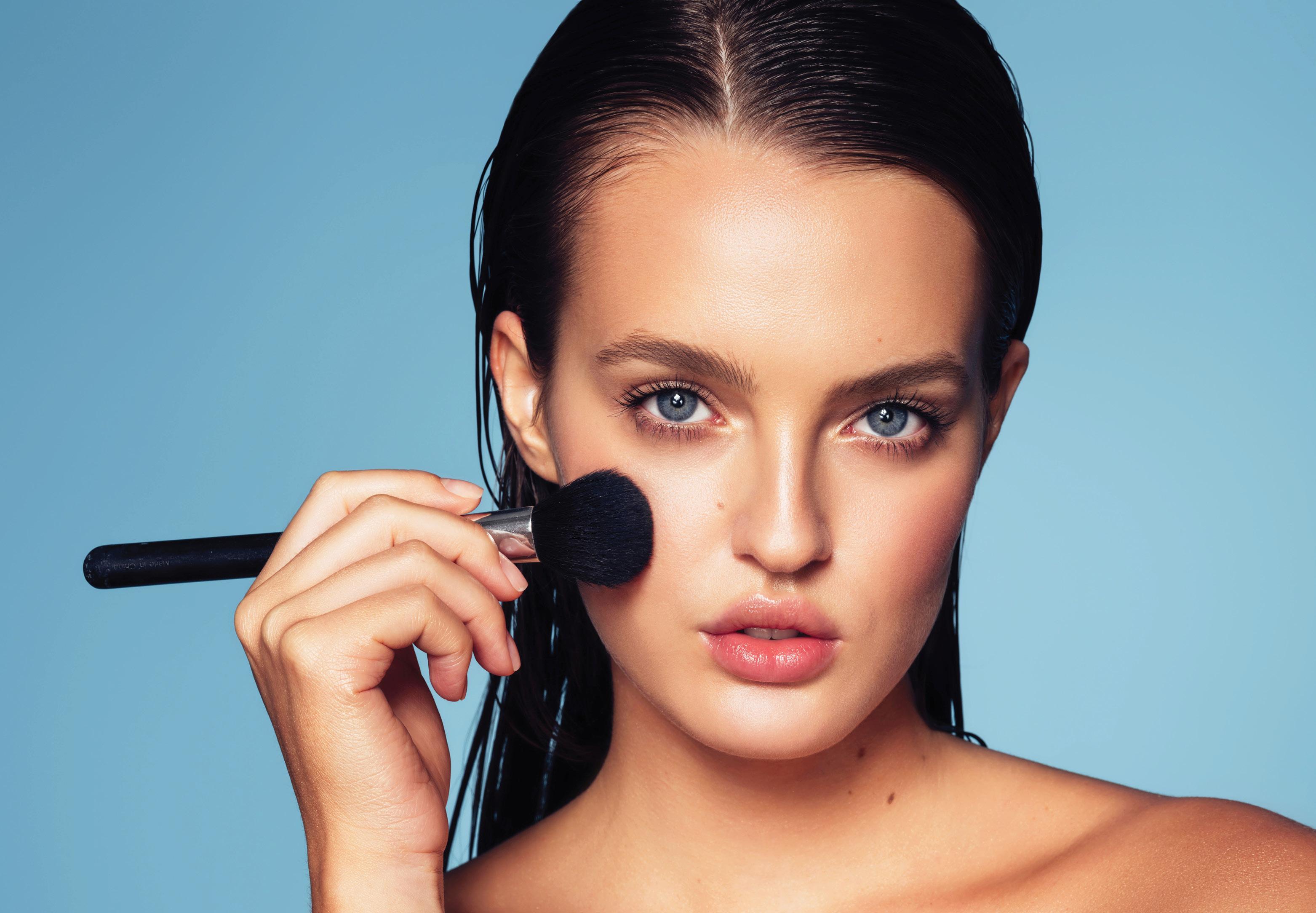 Tips om je make-up te fixeren