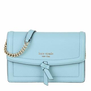 Pochettes - Flap Xbody in blue voor dames