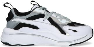 Witte Lage Sneakers Rs Curve Glow Wn's