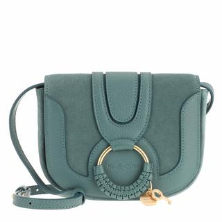 Crossbody bags - Hana Mini Bag in dark green voor dames