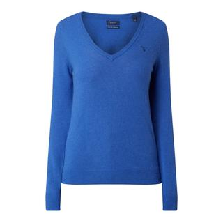 Pullover van lamswol