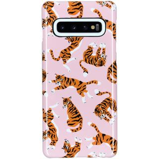 Samsung Galaxy S10 Hoesje: Passion Backcover