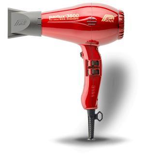 3800 Eco Friendly Haardroger Rood