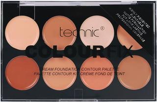 contouring-palet Colour Max Cream Foundation Contour (8-delig)