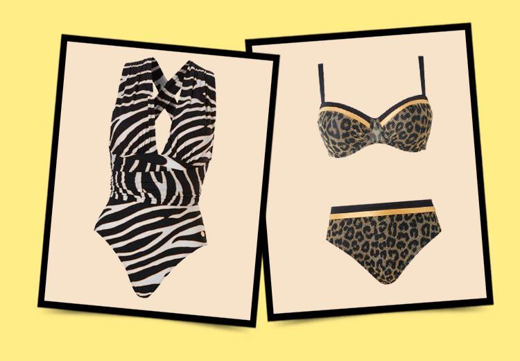 De nieuwe swimwear trends voor elk lichaamstype