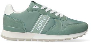 Groene Lage Sneakers R455 Wsh Nyl W