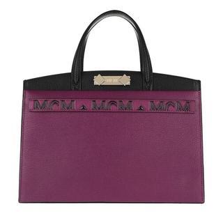 Totes - Milano Medium Tote Bag in purple voor dames
