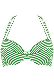 Holi Vintage Push Up | Wired Padded Green
