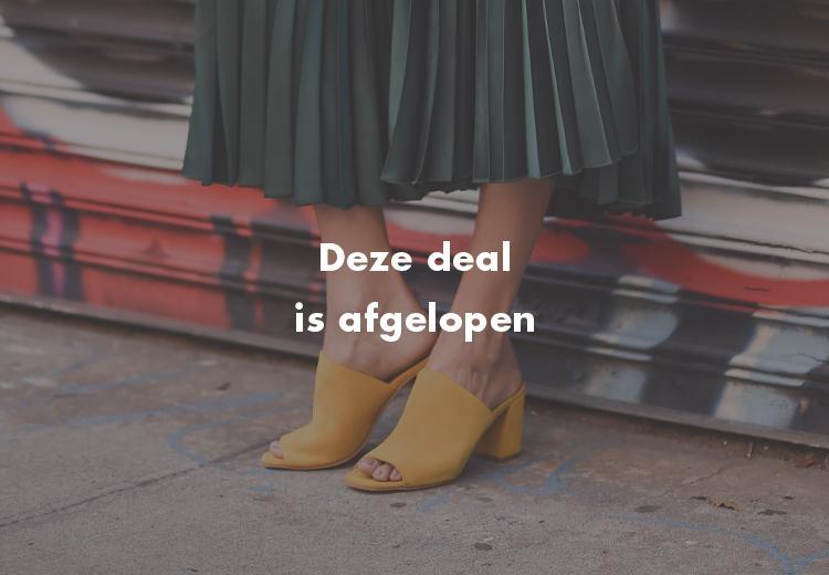 25% korting op schoenen bij Nelson