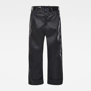 GSRR Eve 3D Mid Wide leg Jeans - Boyfriend Fit - Taillehoogte Hoog