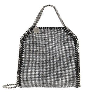 Totes - Tiny Fabella Tote Leather in silver voor dames