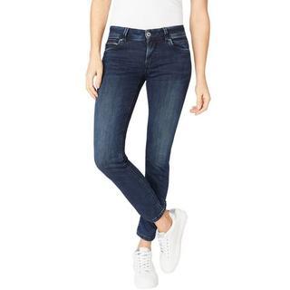 Slim fit jeans NEW BROOKE met 1-knoopsband en ritszak