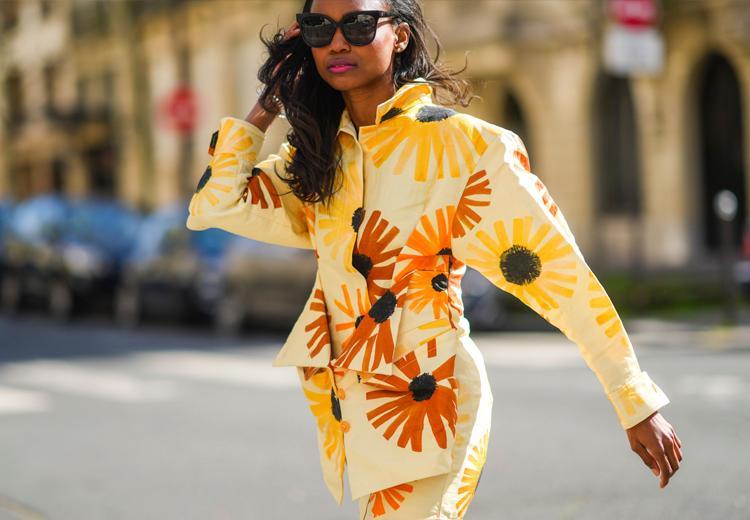 Deze lentejurk past perfect bij jouw stijl