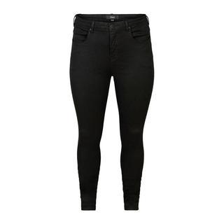 Amy high waist super slim jeans met stretch