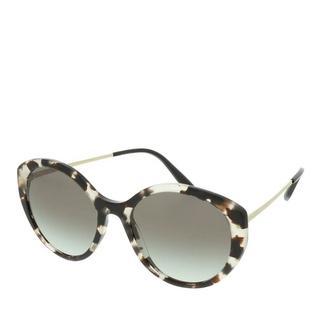 Zonnebrillen - 0PR 18XS UAO0A7 Woman Sunglasses Catwalk in wit voor dames