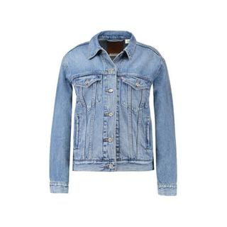 Blue Levis exboyfriend Trucker Jacket
