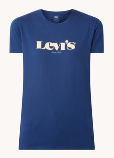 The Perfect Tee T-shirt met logoprint