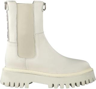 Witte Chelsea Boots Groov-y 47268