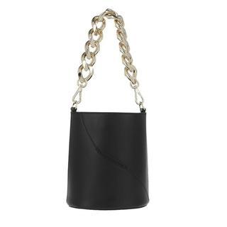 Crossbody bags - Small Bucket Bag in zwart voor dames
