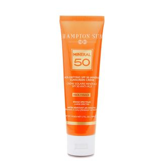 Age Defying SPF 50 Mineral Crème for Face