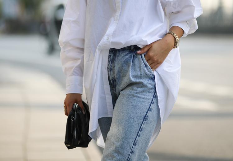 5x manieren om de oversized blouse te dragen