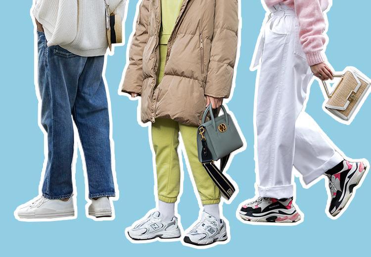 Sneakers 2021: dit zijn de mooiste trends