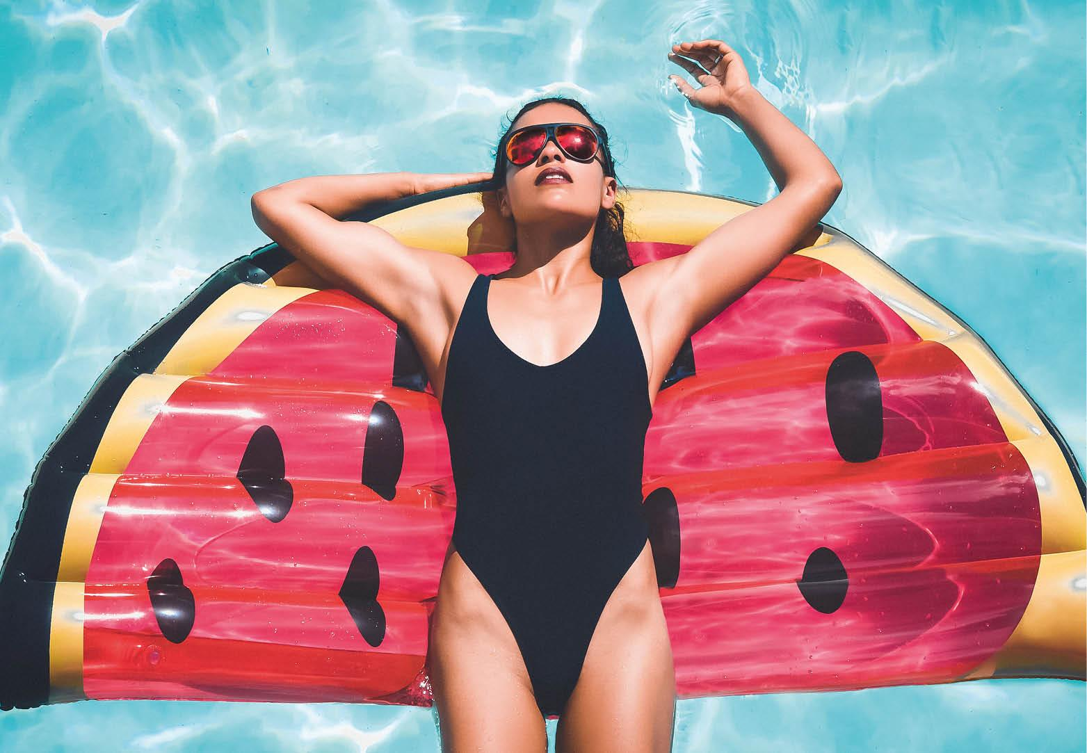 Dé tips om je bikini te wassen: zo blijft 'ie langer mooi