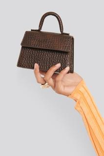Micro Top Handle Bag